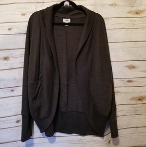 Old Navy sweatshirt cardigan
